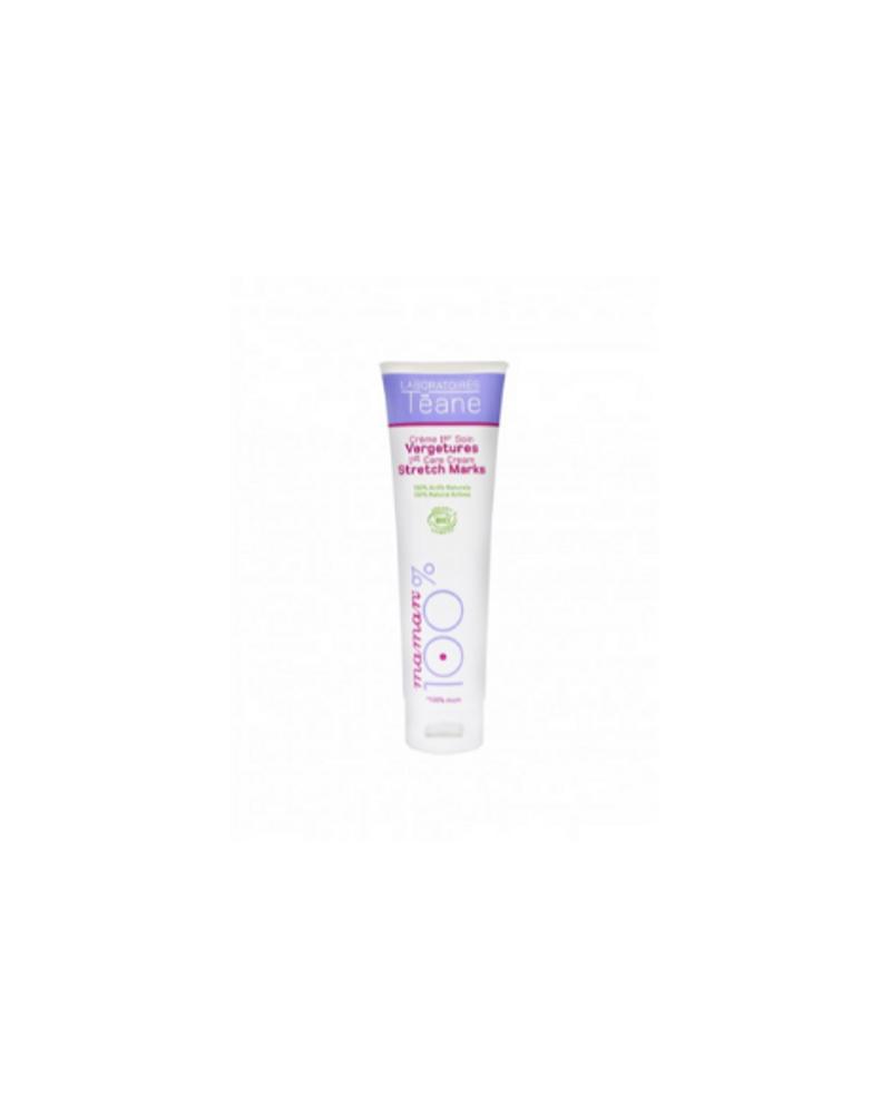 Crème 1er soin anti vergetures bio, Laboratoires Téane