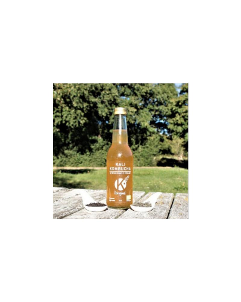 Boisson Kombucha au thé vert, Kali Kombucha