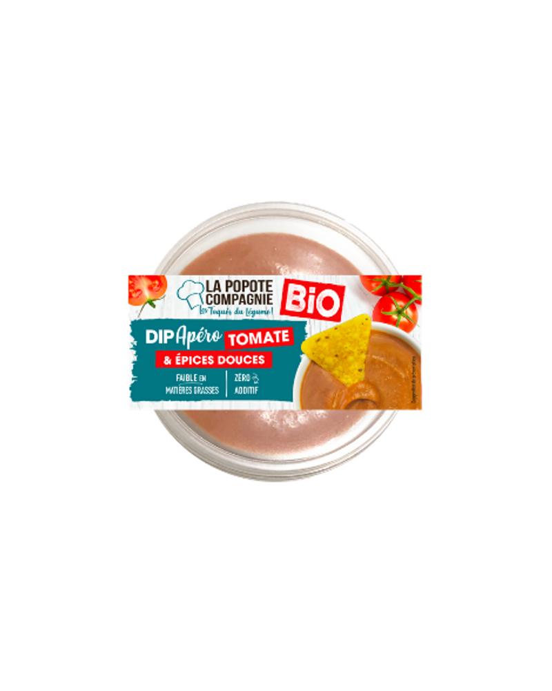Dip apéro Tomate & Épices douces, La Popote Compagnie