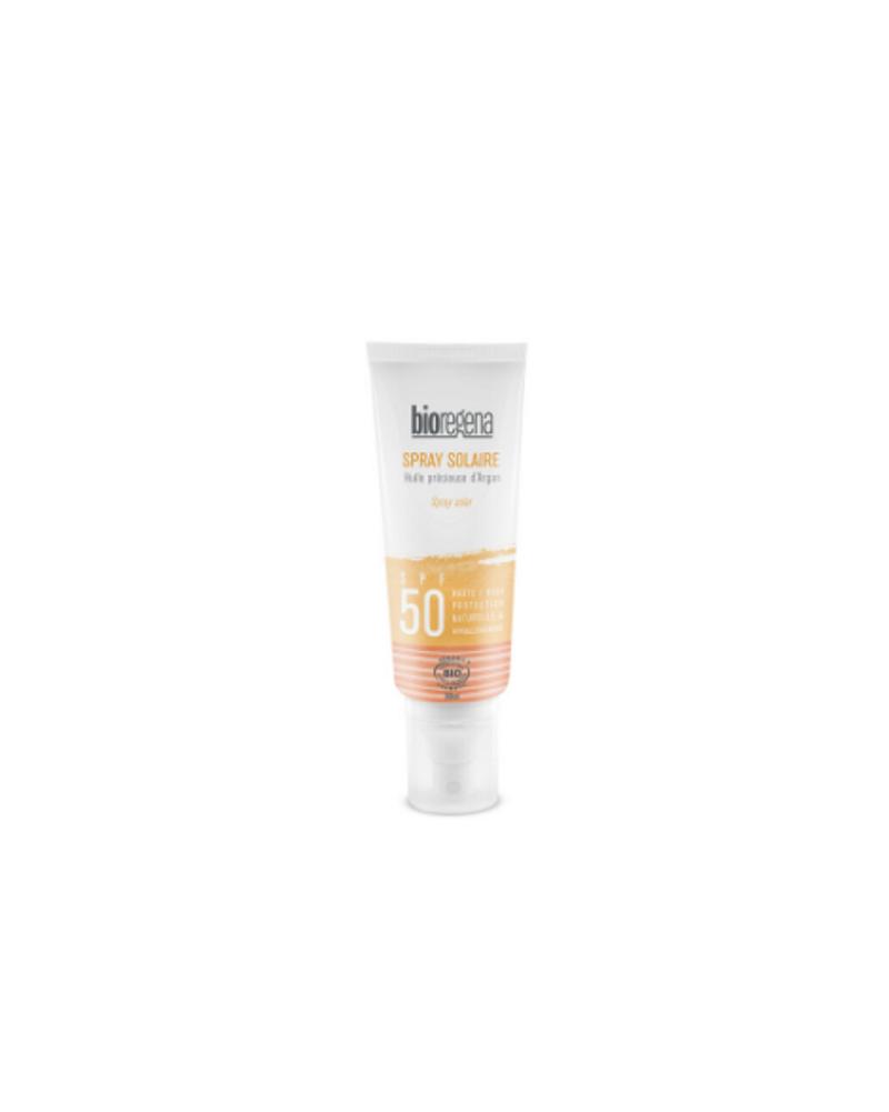 Spray solaire SPF 50, Bioregena