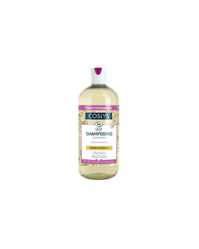 Shampoing ultra-doux cheveux normaux, Coslys