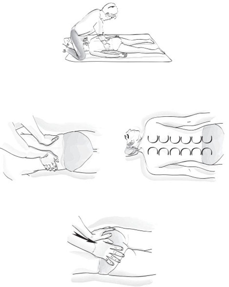 exercice shiatsu dos