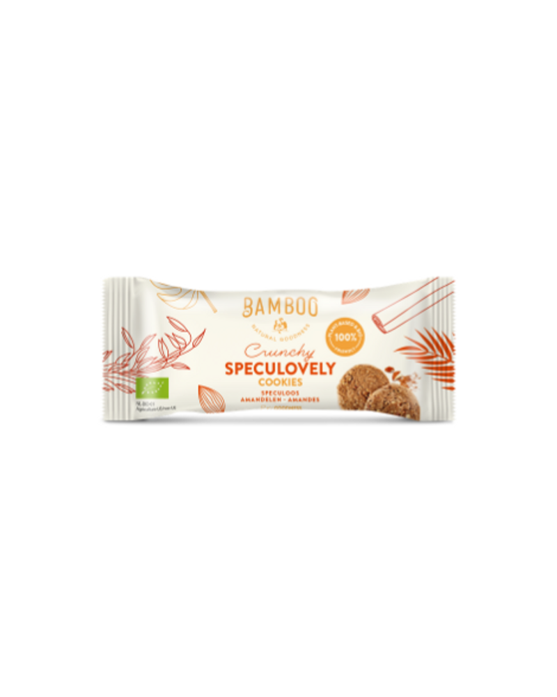 """Cookies """"Crunchy Speculovely"""", Bamboo"""