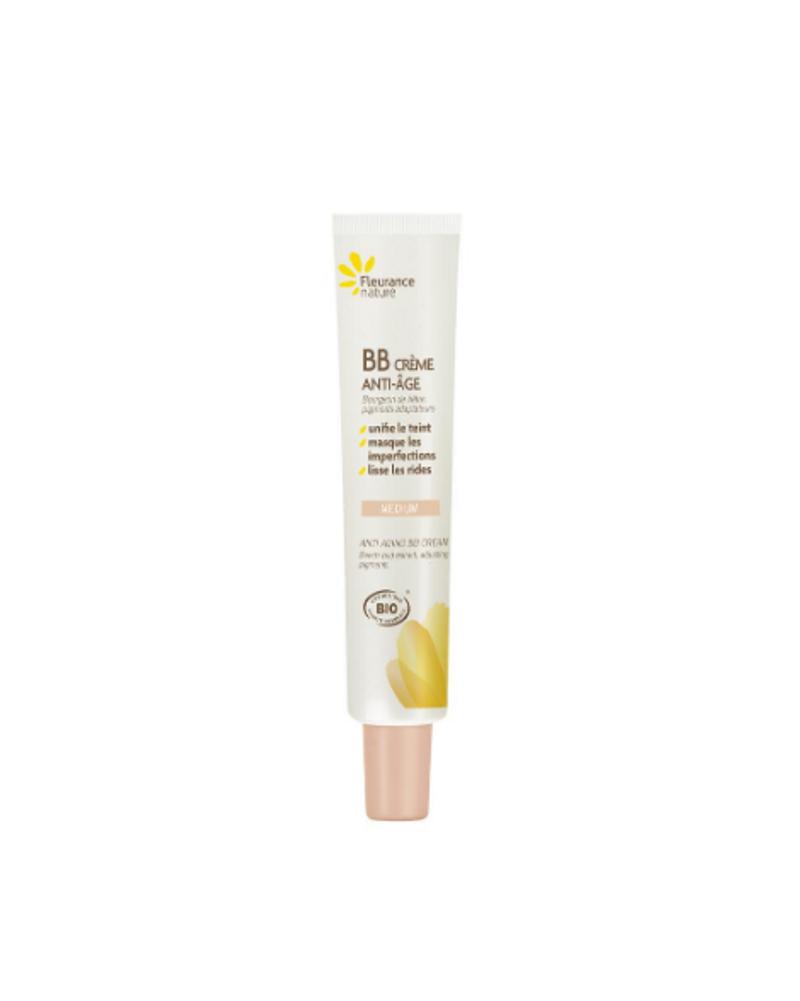 BB crème anti-âge certifiée cosmétique BIO, Fleurance Nature