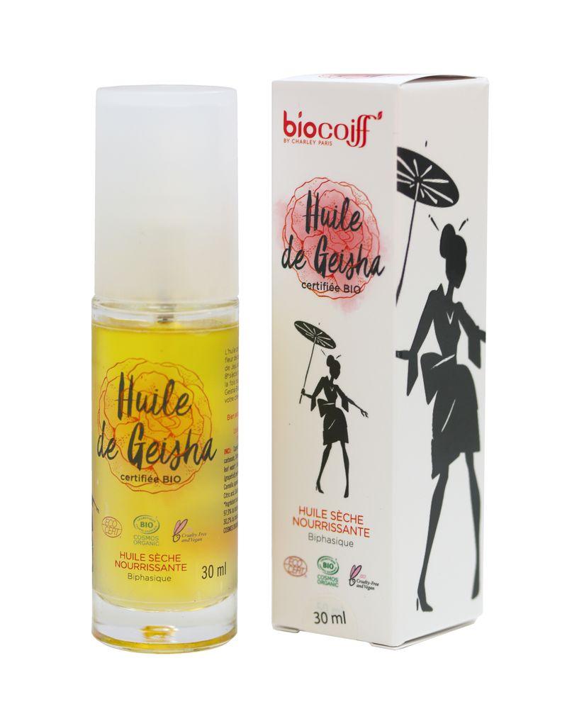 huile de geisha biocoiff