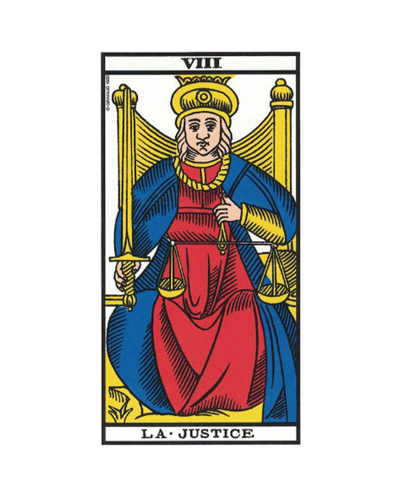 VIII/ La justice