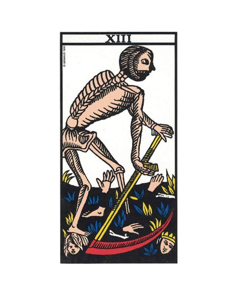 XIII/ L'arcane sans nom