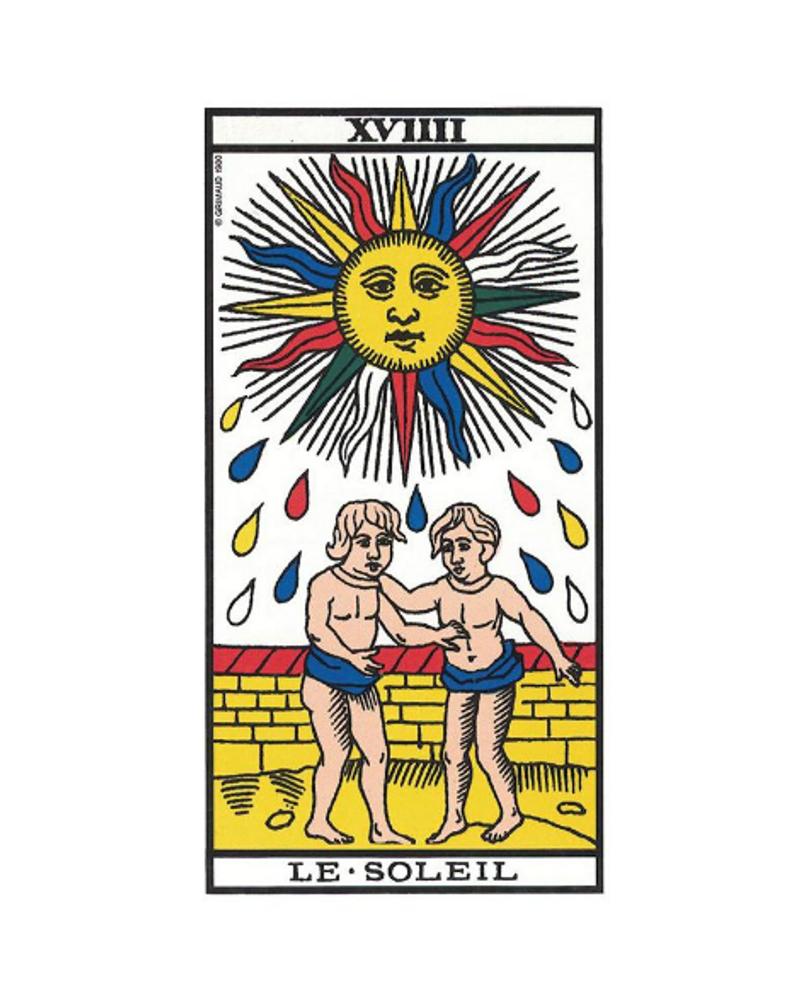 XIX/ Le soleil