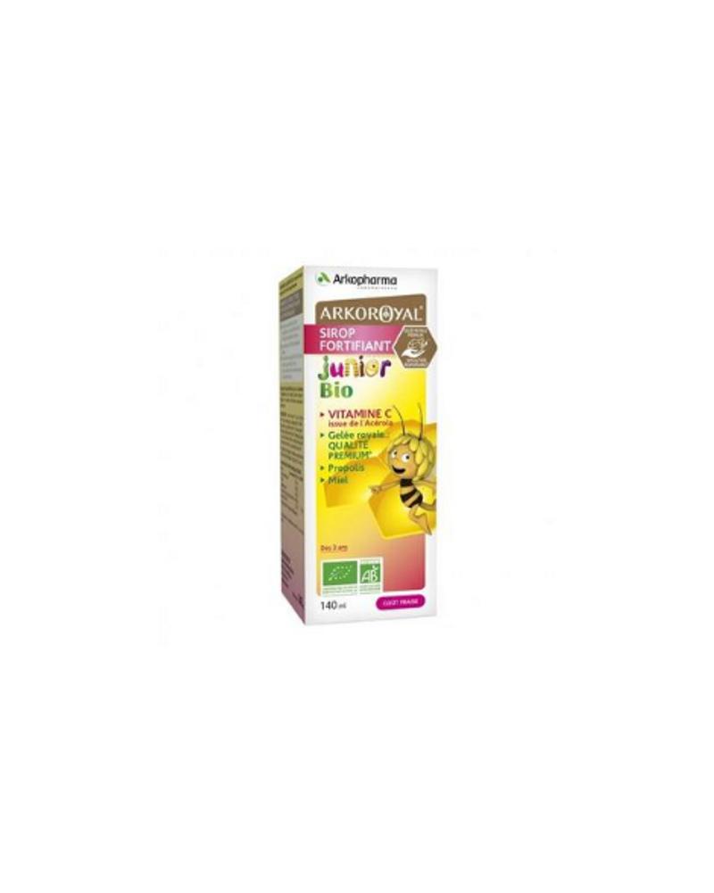 Sirop fortifiant bio à la vitamine C, Arkopharma