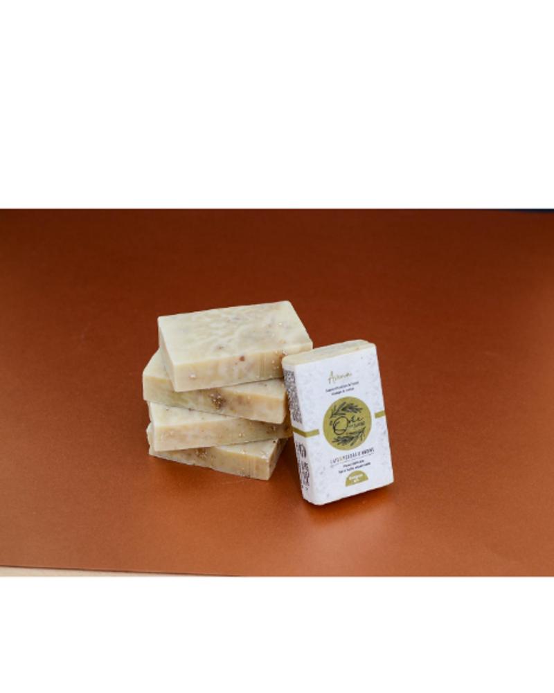 """Savon """"Avena"""" naturel saponifié à froid, L'orée des savons"""