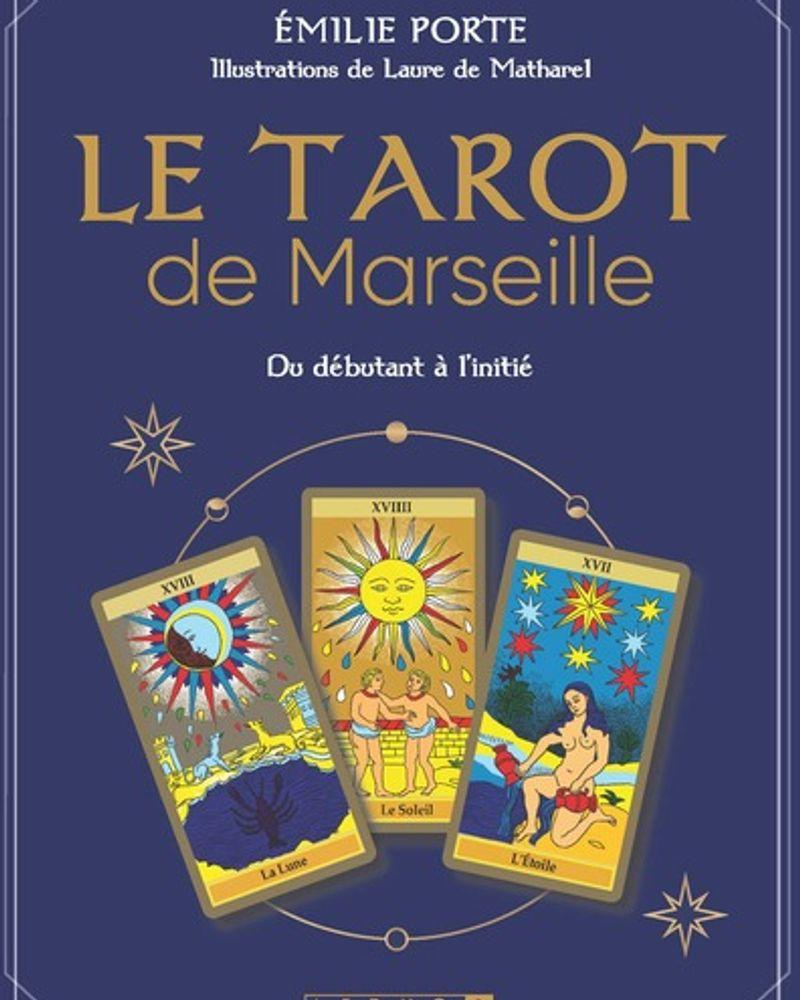 tarot de marseille Emilie Porte