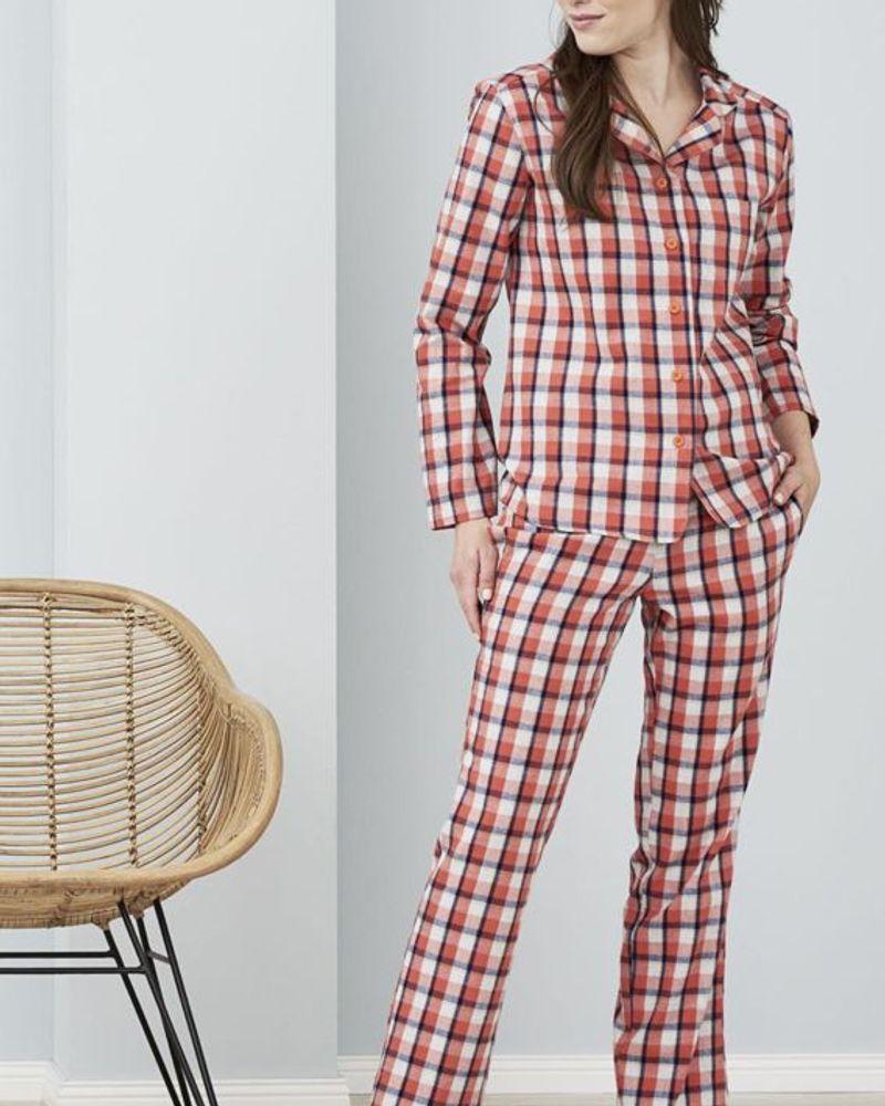 pyjama flanelle coton bio