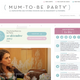 mum to be party boutique