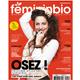 Couverture femininbio magazine 22 audrey dana