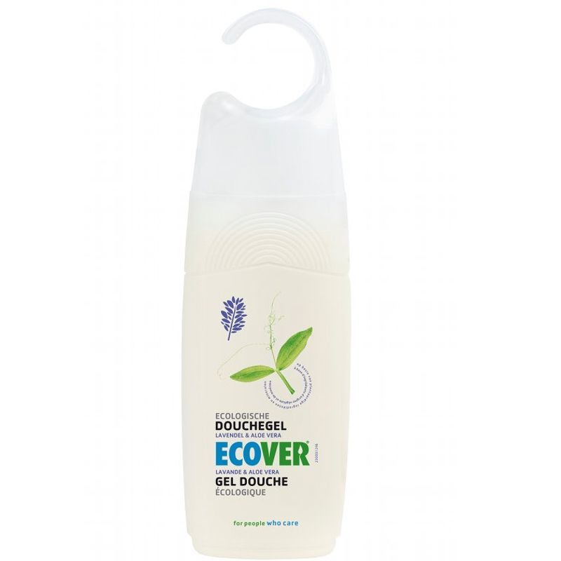ECOVER - Gel douche Lavande et Aloe vera 250mL