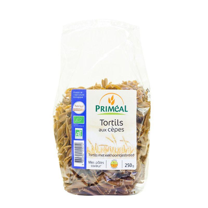 Tortills aux cèpes