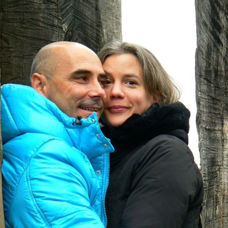 Julie Gorse et Christian Maillé