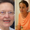 Bernadette Lemoine et Diane de Bodman