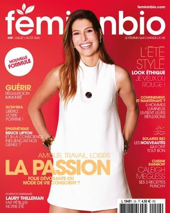 Magazine FemininBio 29 - Juillet / Août 2020
