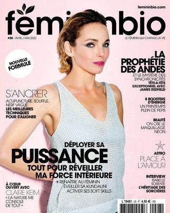 Magazine FemininBio 28 - Avril / Mai 2020