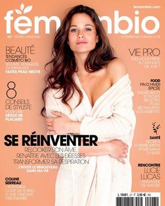 Magazine FemininBio 27 - Février / Mars 2020