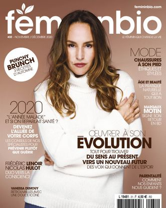 FemininBio Magazine #31 - Novembre / Décembre 2020