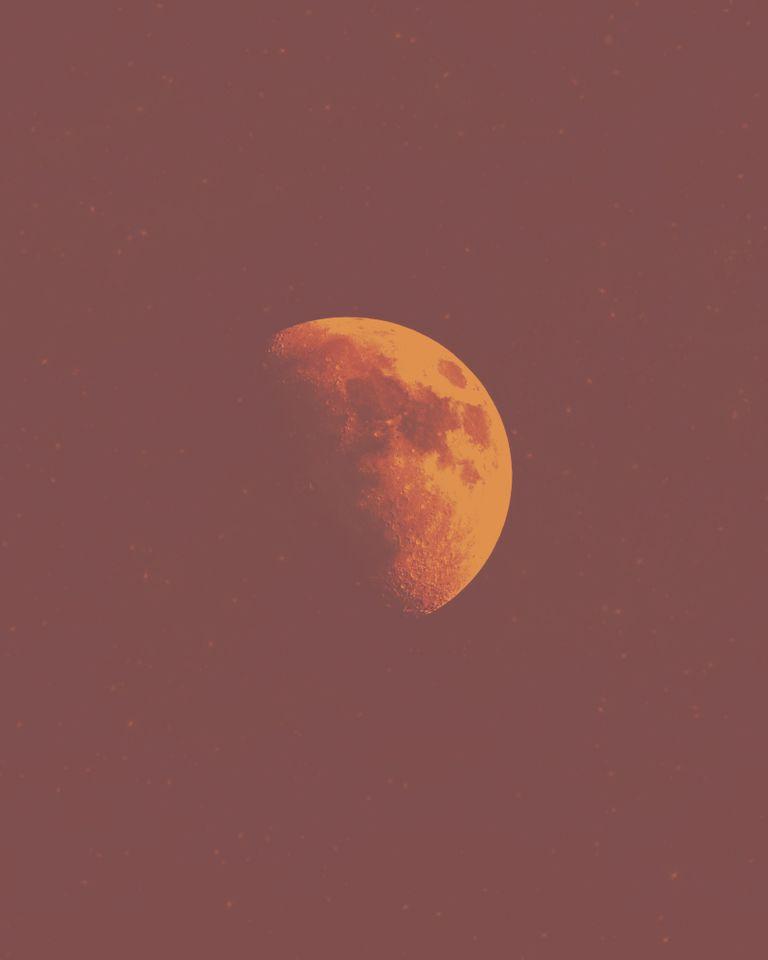 """Série lune """"pouvoir céleste"""""""