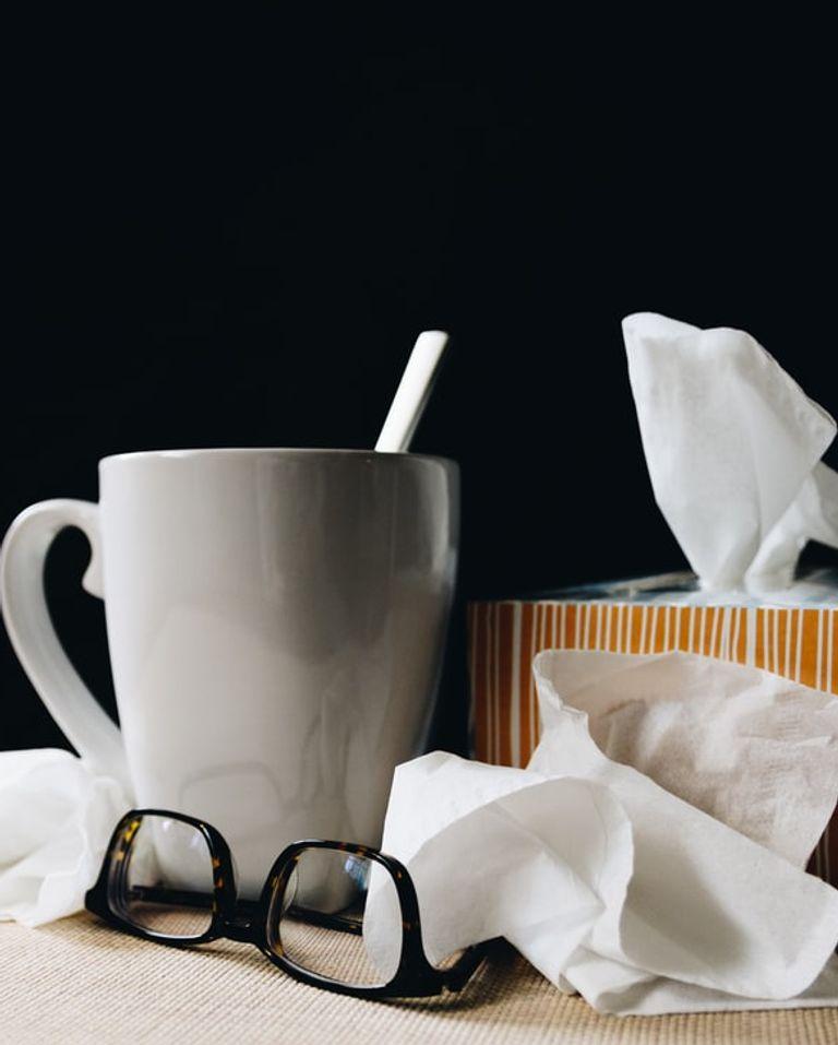 Le rhume en hiver