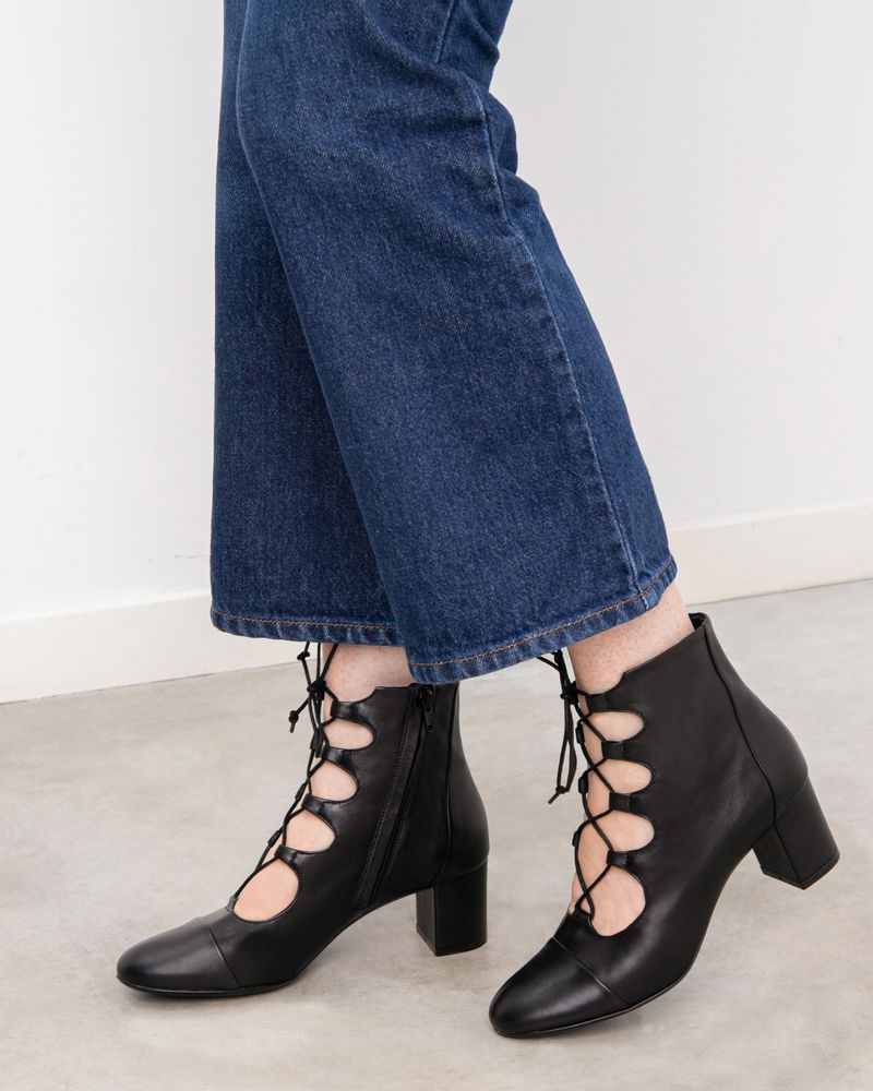 Etre amis, boots Justine