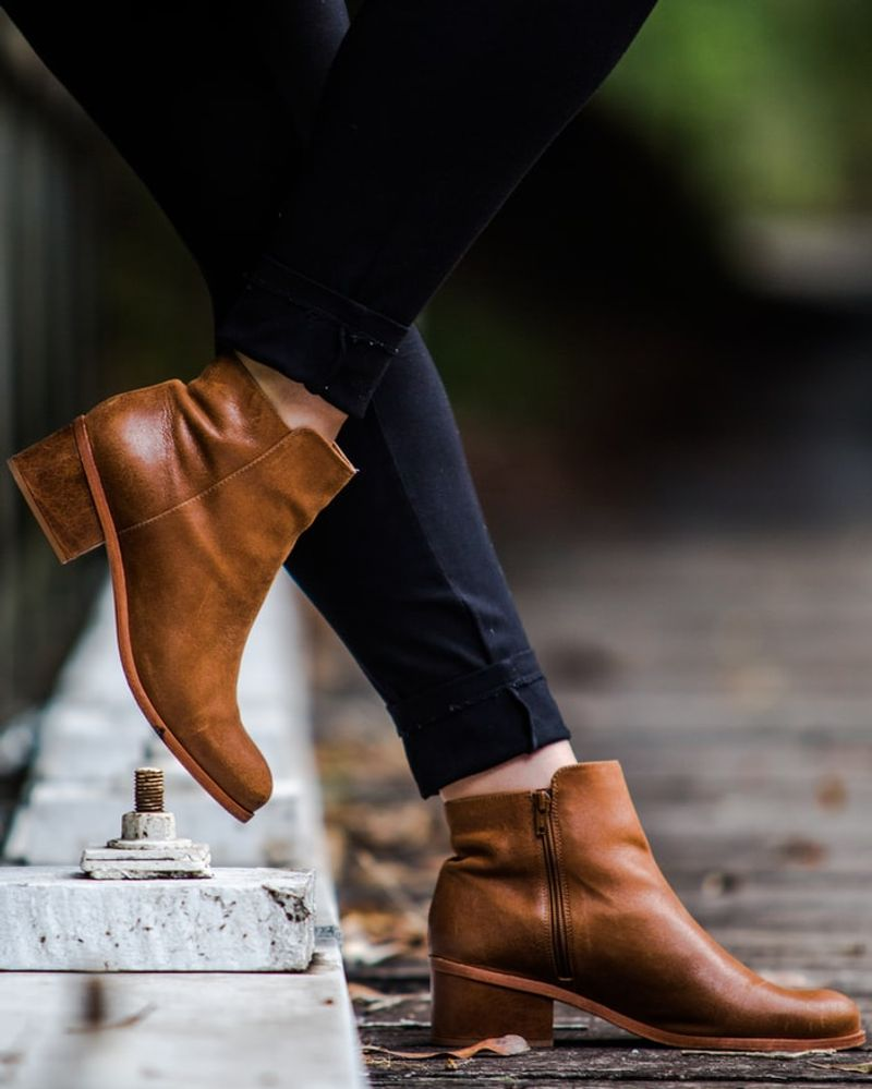 shopping chaussures