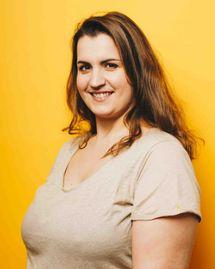 Anne-Marie Gabelica, fondatrice de la marque de Cosmétique bio oOlution