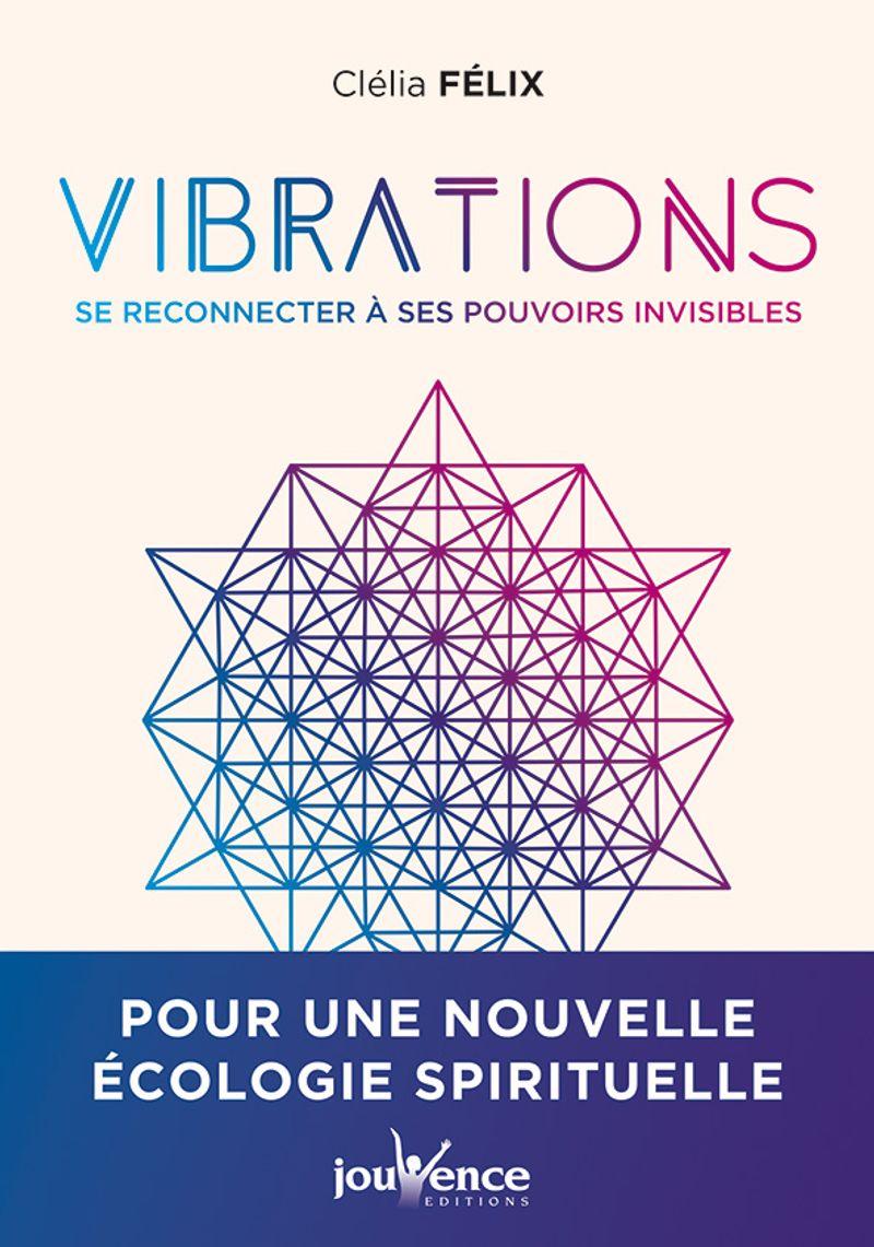 Livre Vibrations - Editions Jouvence