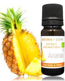 Extrait ananas bio Aroma Zone