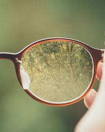 lunettes et nature