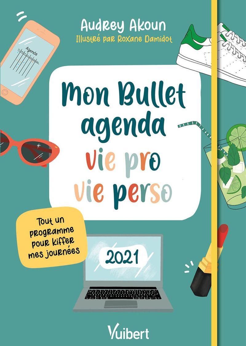 Mon bullet agenda 2021 Audrey Akoun