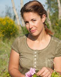 Lucie Fleury - Les fleurs de Basile