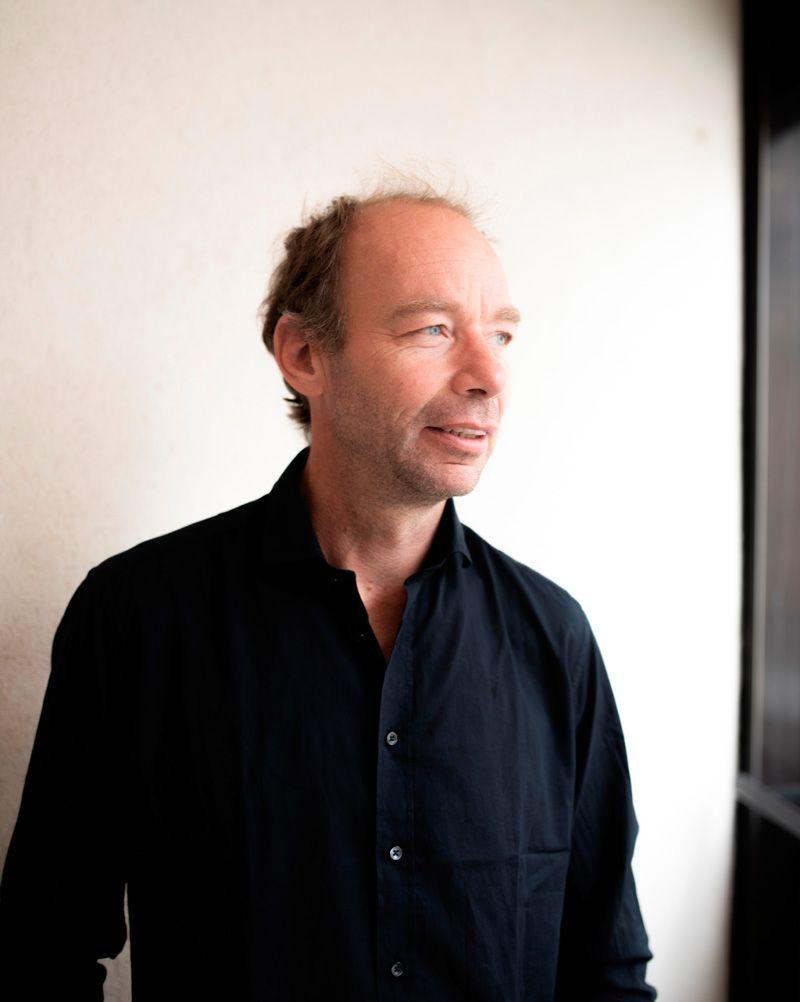 Franck Lopvet dans métamrphose