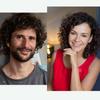 Carol Pirotte et Nicolas Souchal