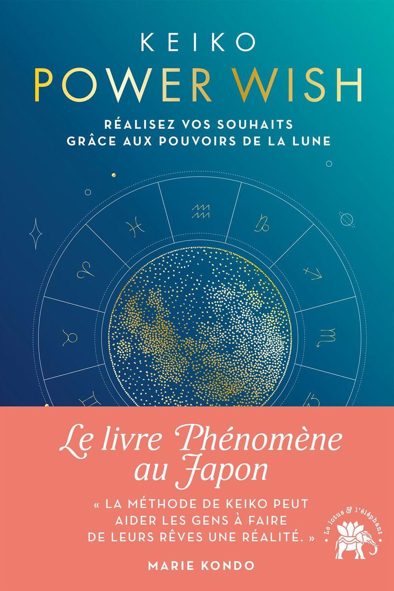 Power Wish, de Keiko, chez Hachette Pratique