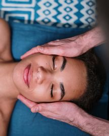 Le massage shirotchampi : bienfaits