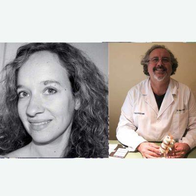 Dr Marc Pérez et d'Alix Lefief-Delcourt
