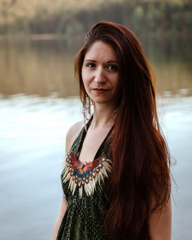 Aurore Widmer exploratrice spirituelle