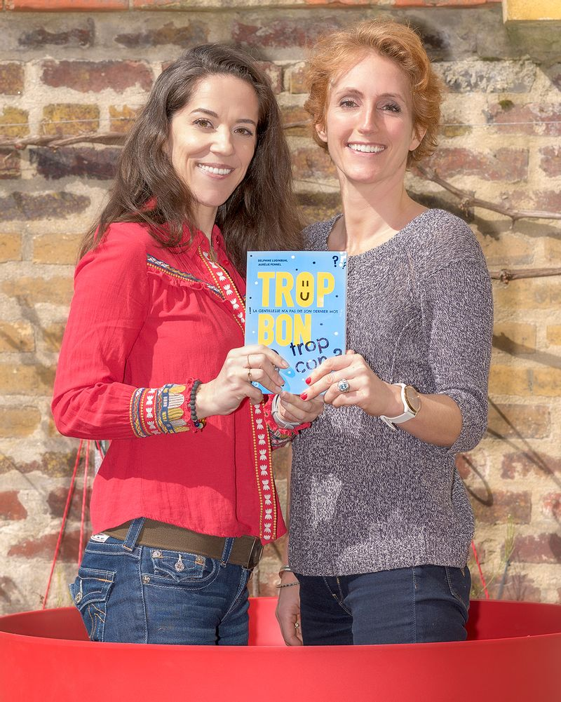 Delphine Luginbuhl et Aurélie Pennel