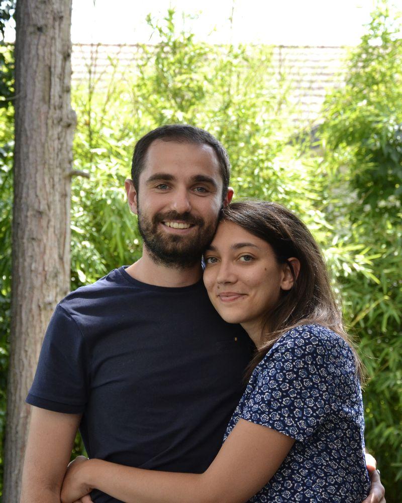 Logement écologique : Alice et Anthony ont construit leur tiny house