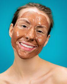 masque argile pores dilatés