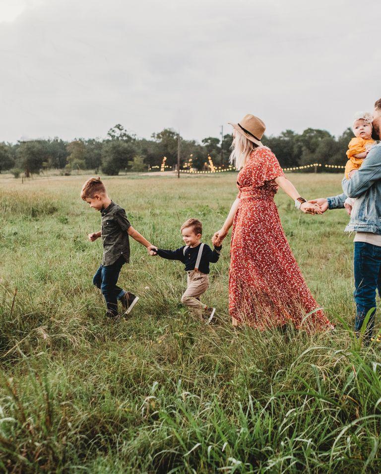 La famille : une source d'évolution spirituelle