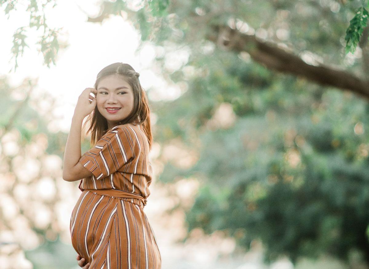 La naturopathie pour booster l'immunité de la femme enceinte