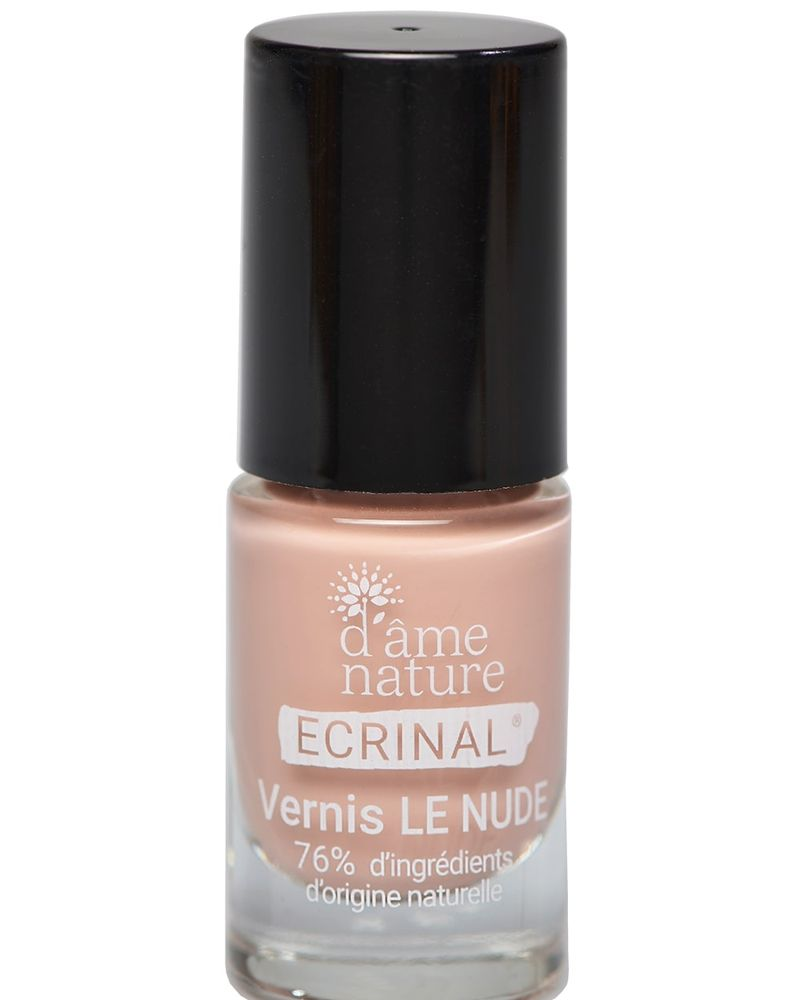 Le vernis Nude, D'Ame Nature