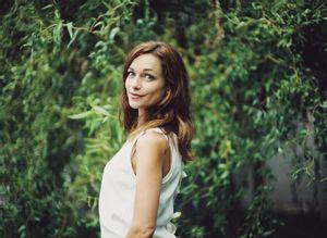 Marion Savioz, candidate de La Miss Bio 2021 pour l'association Assiettes Végétales