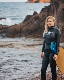 Miss Bio 2021 : Ioana Stoicescu, candidate pour l'association Nature Dive